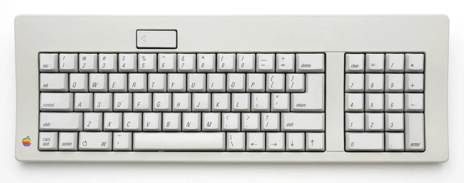 Apple Standard Keyboard