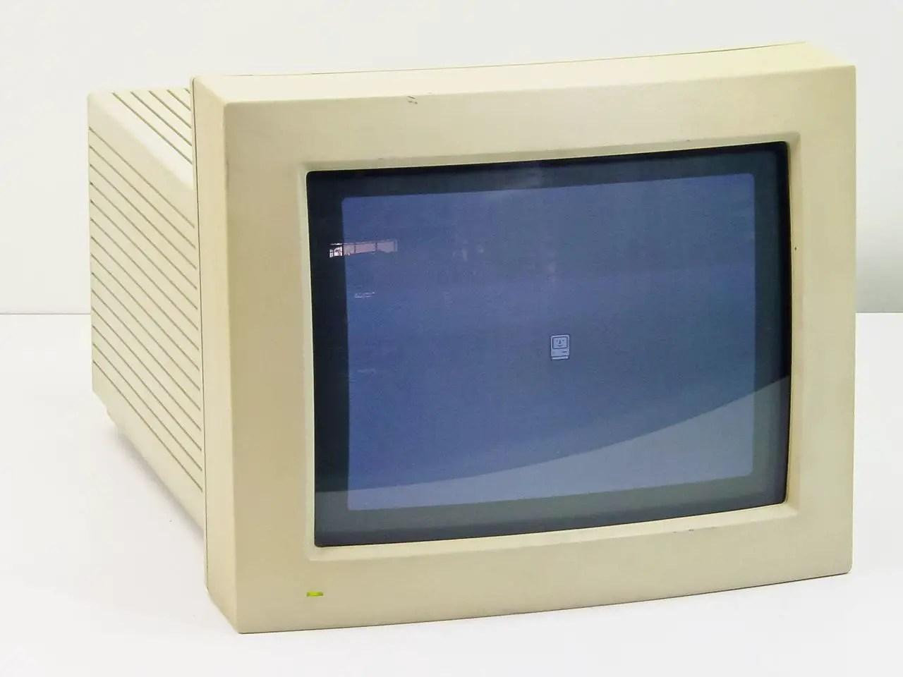 Macintosh 12-inch RGB Display