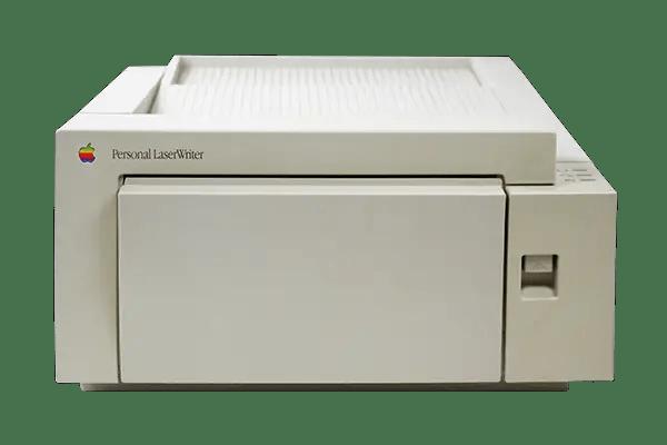 Personal LaserWriter LS