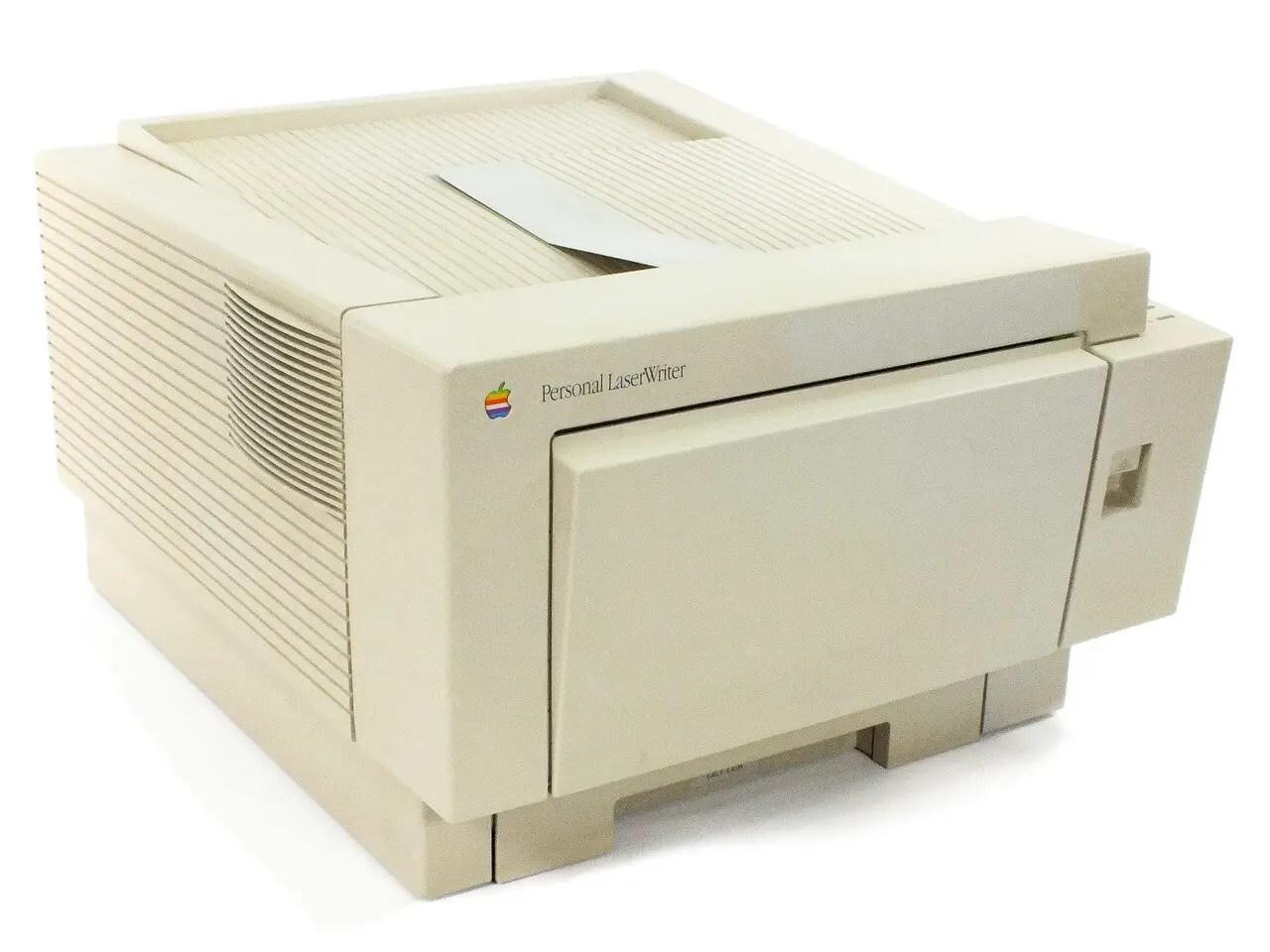 Personal LaserWriter NT