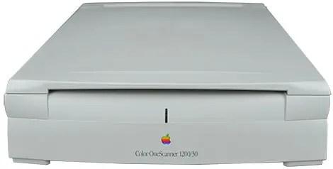 Apple Color OneScanner 1200/30