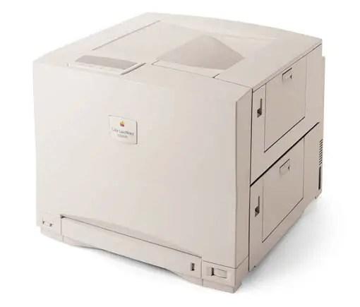 Color LaserWriter 12/660 PS