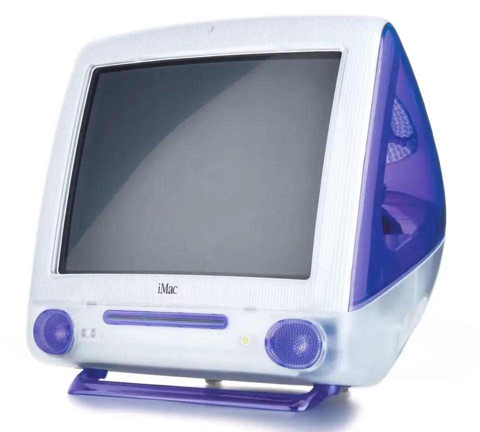 iMac DV with Slot Loading Drive