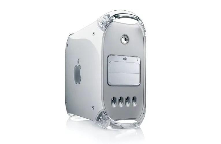Power Mac G4 QuickSilver Mirrored Drive Doors