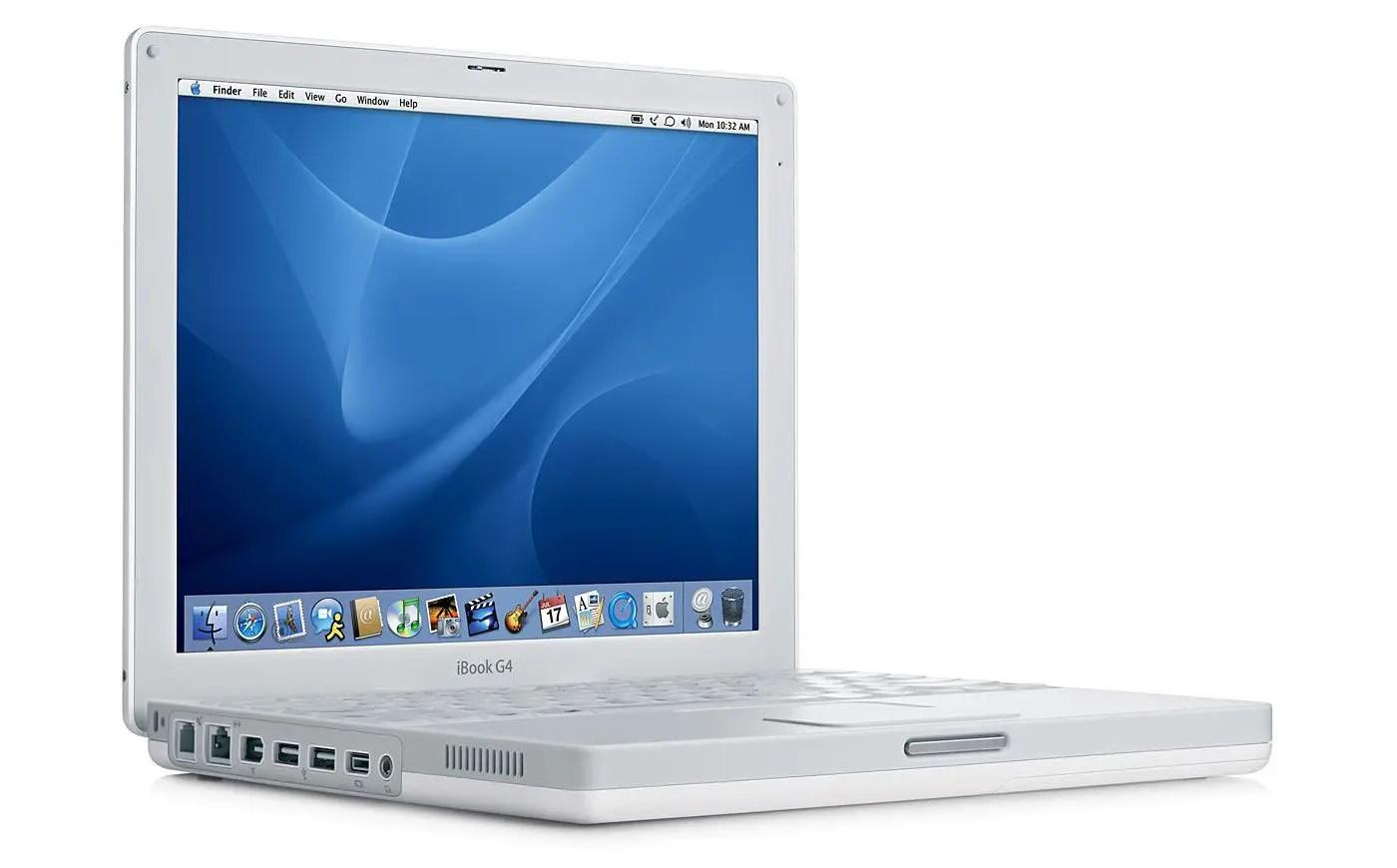 iBook G4 14.1-inch