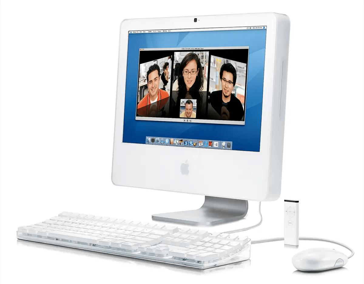 iMac G5 with iSight