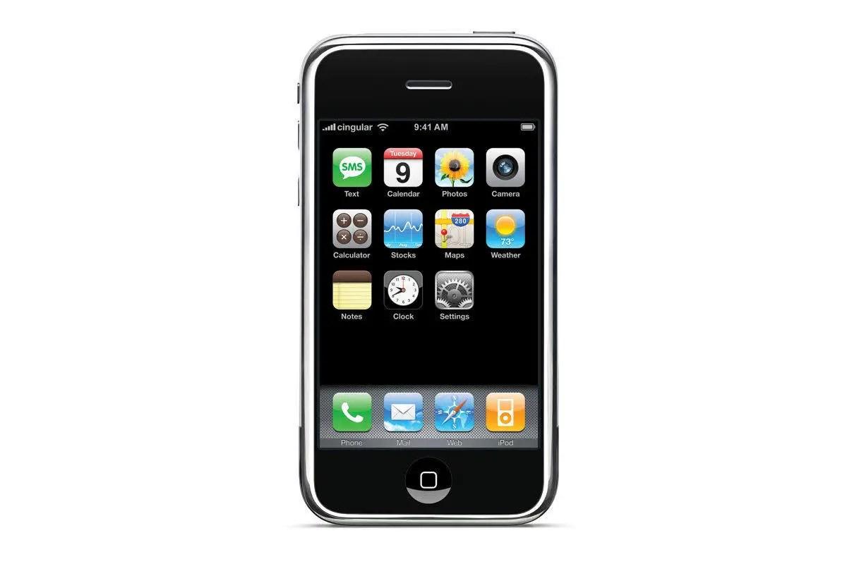iPhone OS 1.0 / iOS 1.0
