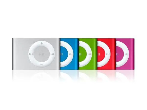 iPod shuffle 2nd Generation Late 2007