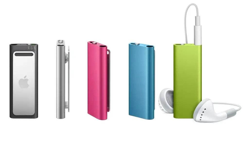 iPod shuffle 3rd Generation Late 2009