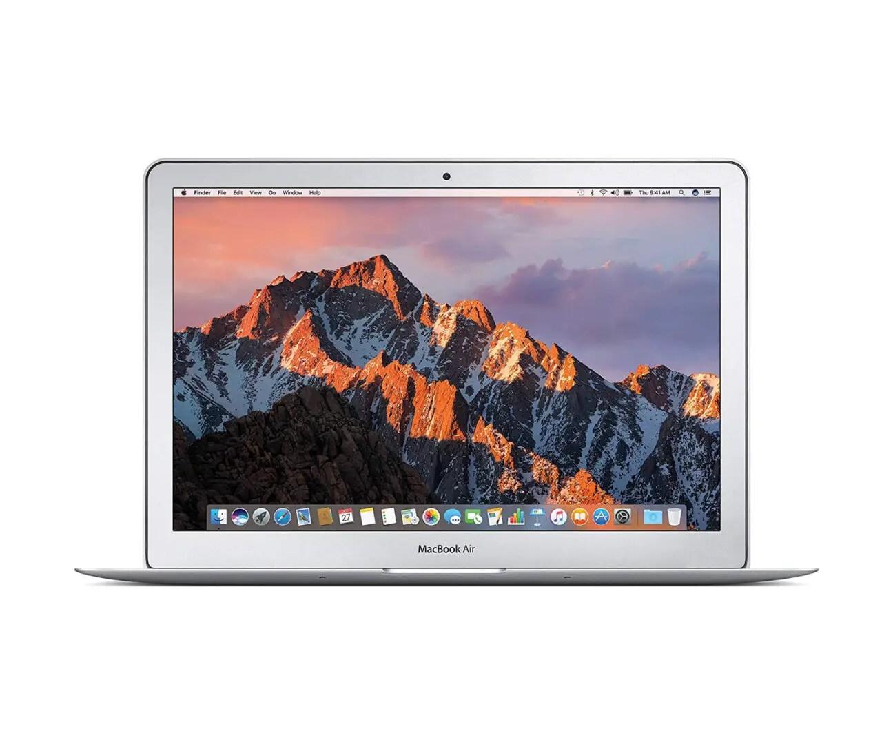 MacBook Air 13-inch 2017
