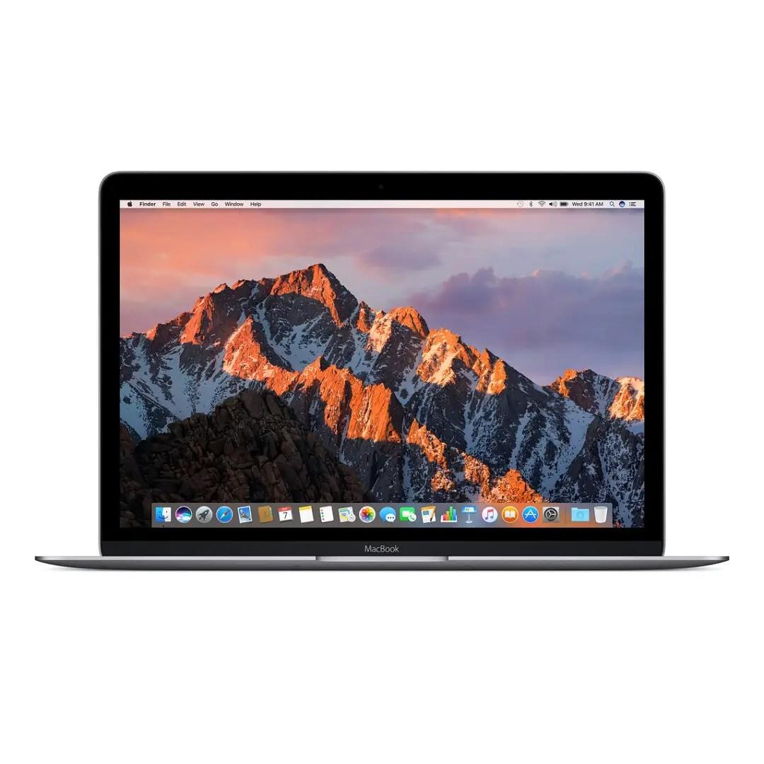 MacBook Retina 12-inch 2017