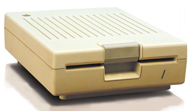 Apple Disk IIc