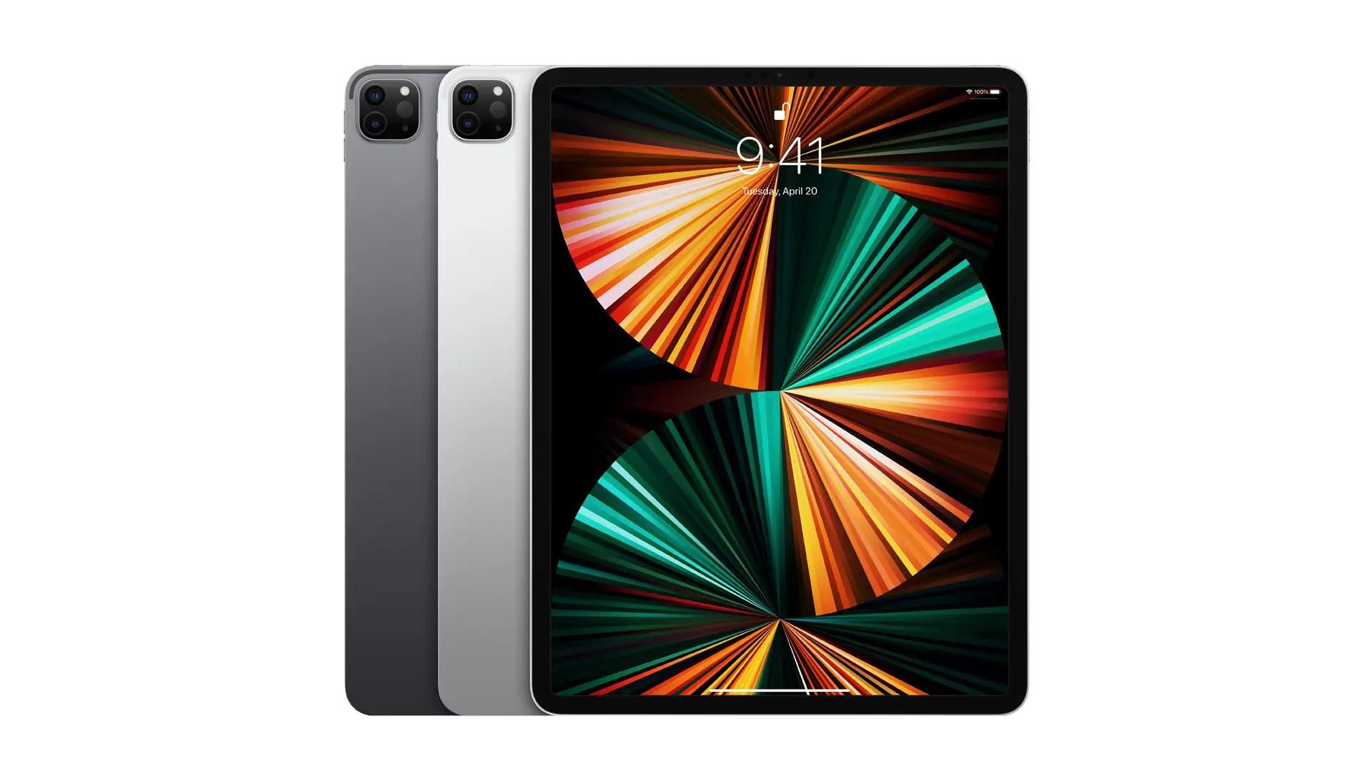 iPad Pro 12.9-inch 2021