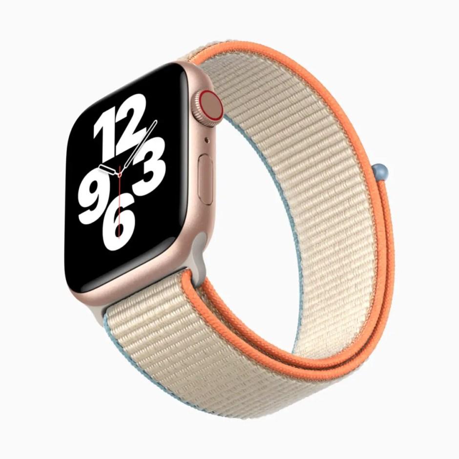 Apple Watch SE Screen