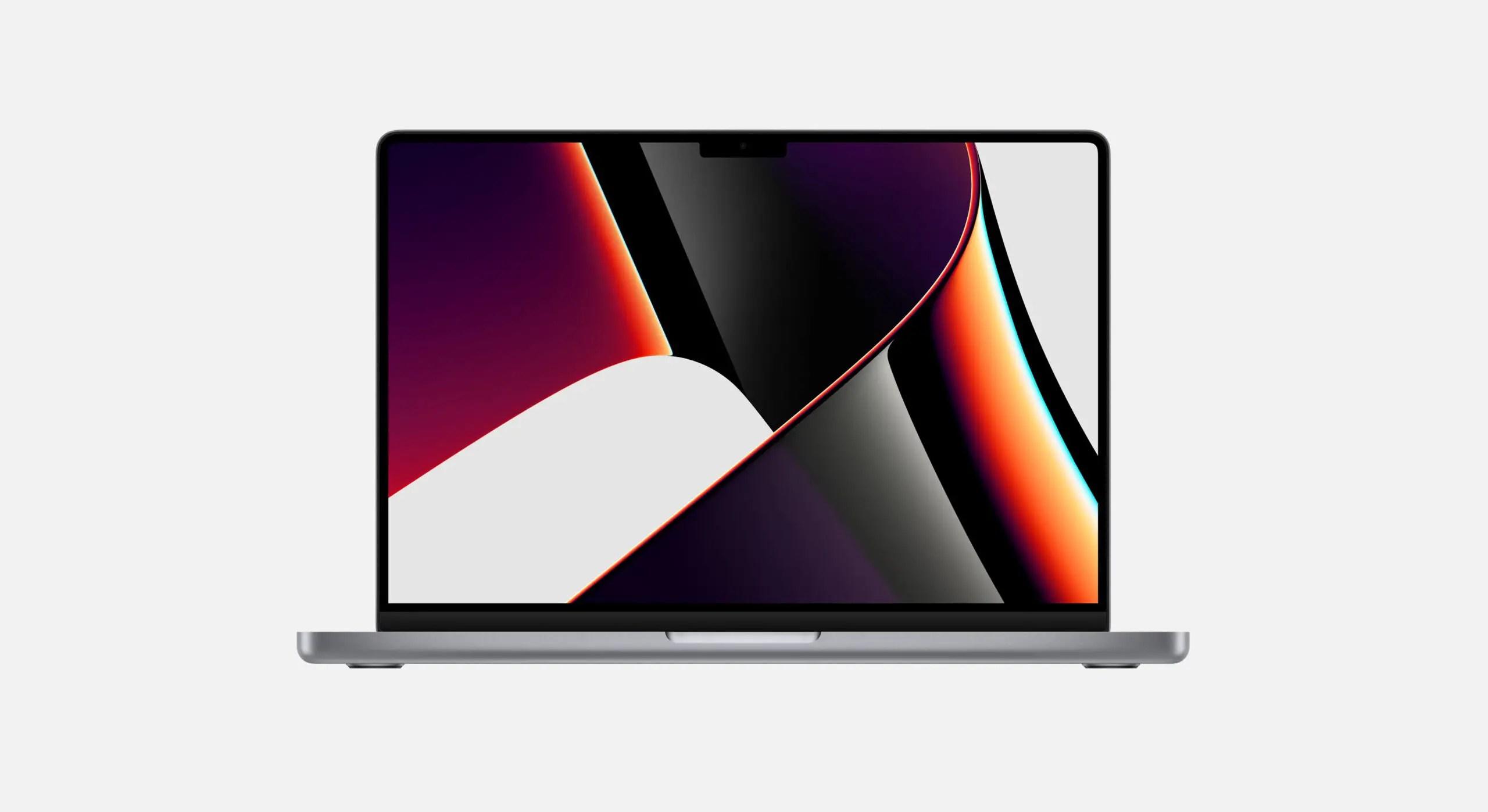 MacBook Pro 14-inch 2021