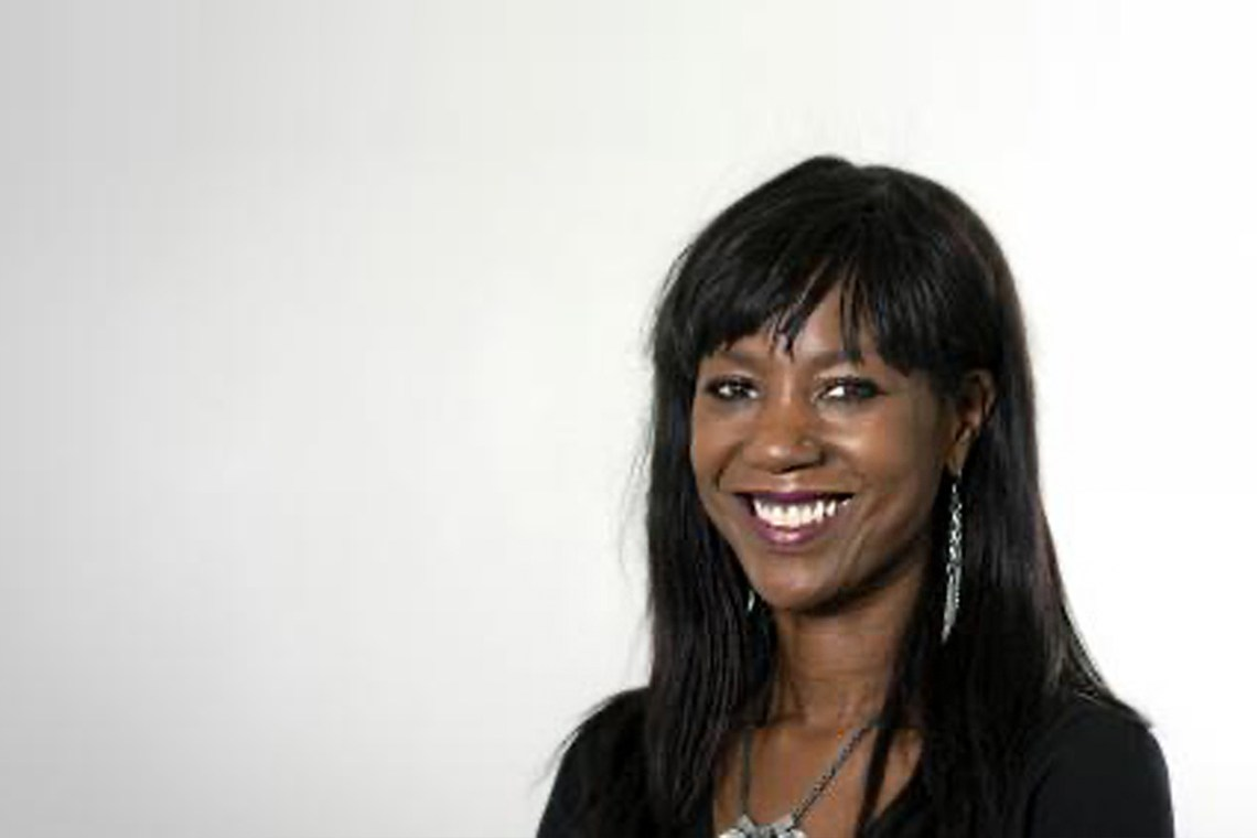 Portrait of Debbie Weekes-Bernard