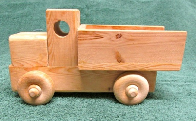 Plans For Simple Wooden Toys