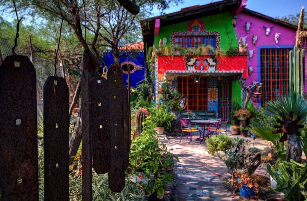 Casa de las Ranas