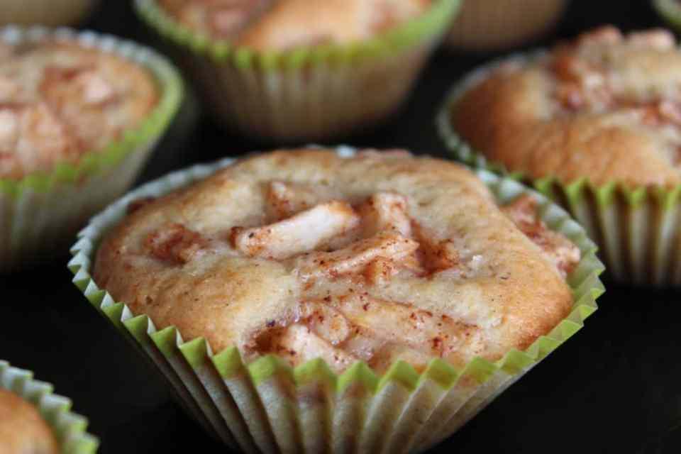 eple muffins