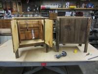 Build Woodworking Plans Dvd Storage Cabinet DIY workshop ...