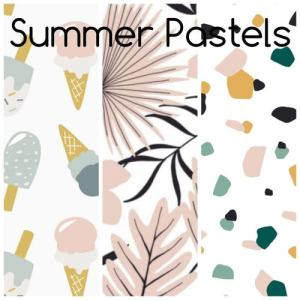 Legging Summer Pastels