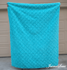 Miss Kate Jelly Roll Quilt | JaimeSews