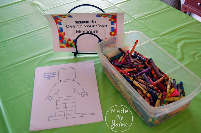 Lego Movie Party | MadeByJaime