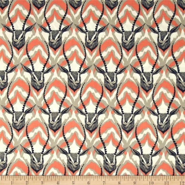 CS August Gazelle Coral