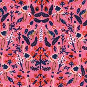 Les Fleurs Tapestry Rose
