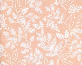 Les Fleurs Queen Anne Peach