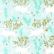 mm unicorns mint