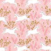 mm unicorns pink