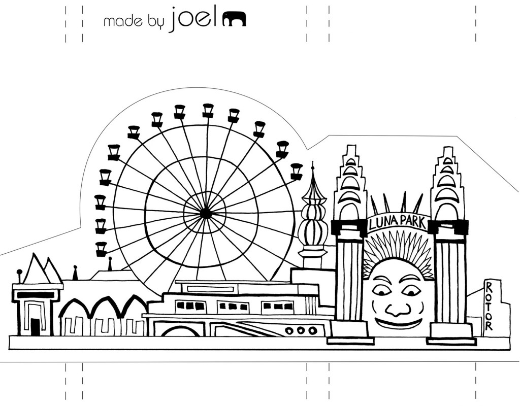Made by Joel » Paper City