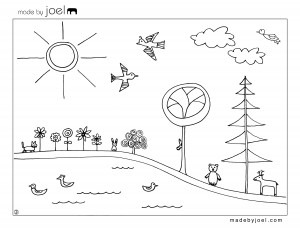 Made by Joel » Earth Day Kids Crafts and Toys with
