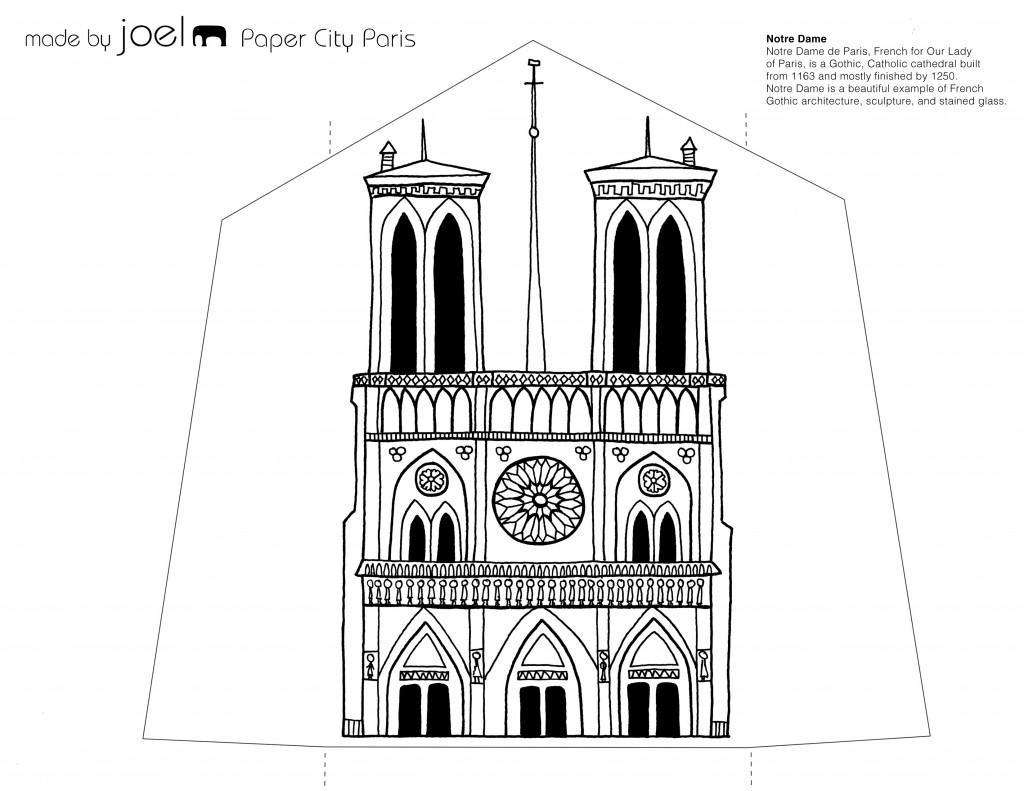 Paper City Paris!