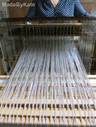 yarn weave handcraft