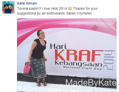 kate alinari Malesia