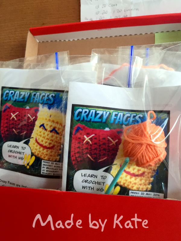 kit for kids crochet