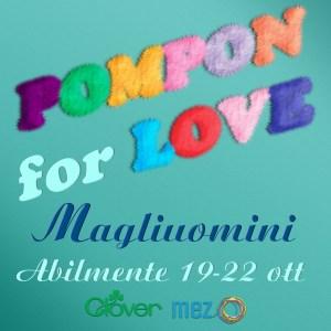 Pompon for love Magliuomini