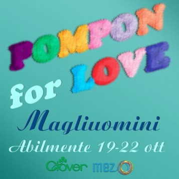 Pompon for love Magliuomini