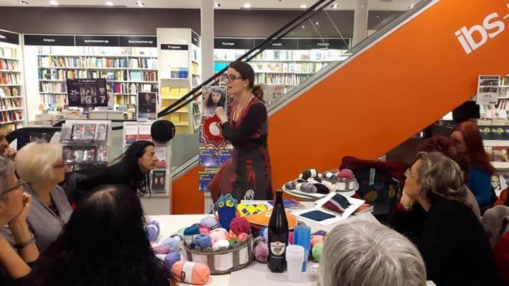 kate alinari crochet workshop