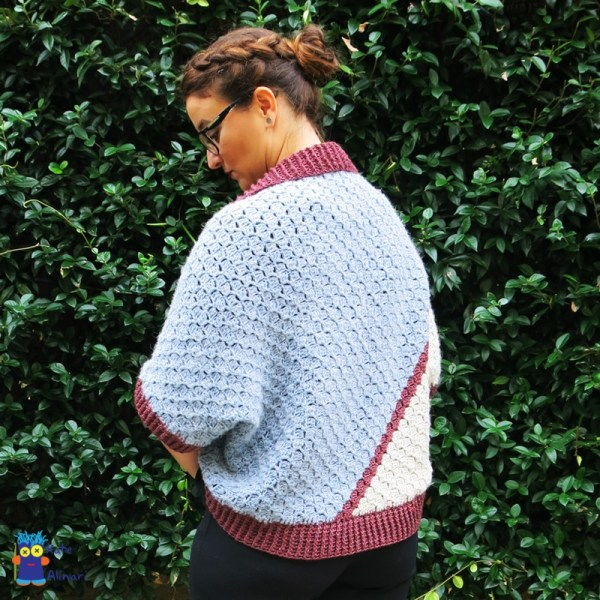 giacca uncinetto crochet pattern