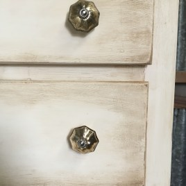 After: drawer pulls