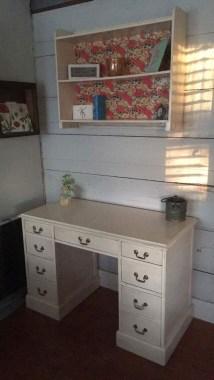 Desk & Bookshelf in new Home