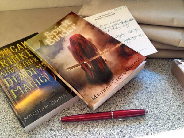 birthday giveaway paperbacks