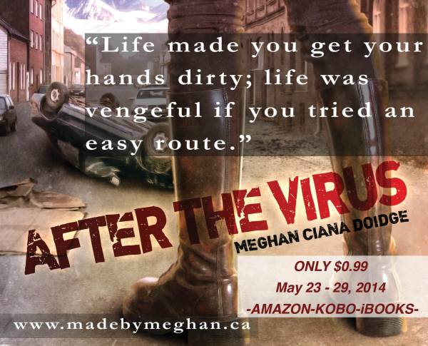 After The Virus $0.99 Sale