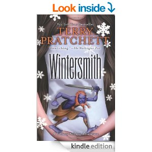 Wintersmith kindle cover