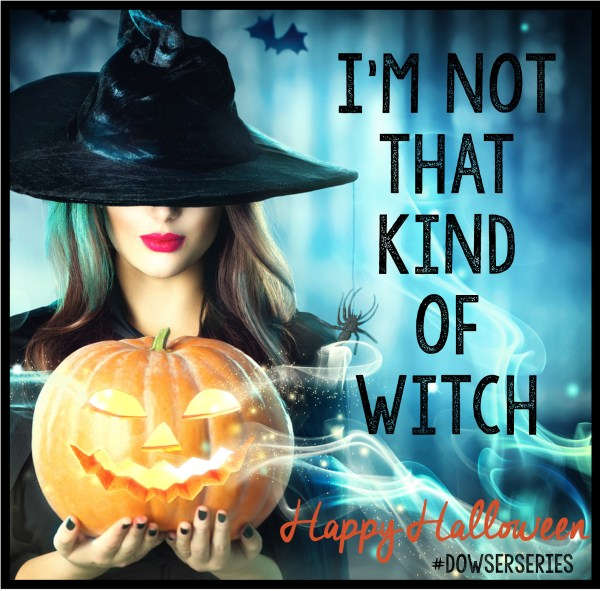 I'm not that kind of witch