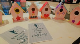 Fairy House Decorating
