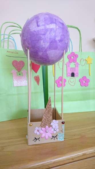 Unicorn Hot Air Balloon